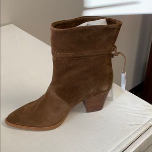 Sole society Adela booties. NWT